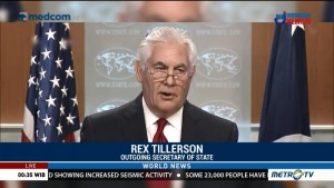 Analysts See Tillerson's Replacement As More Hawkish, Closer to Trump