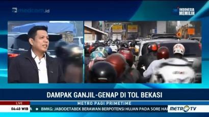 Komisi II DPRD Bekasi Nilai Sistem Ganjil Genap Dipaksakan