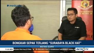 Anggota Surabaya Black Hat Mengaku Retas Ribuan Situs untuk Belajar