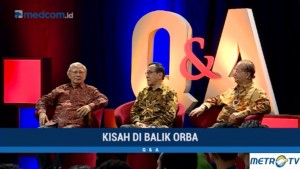 Highlight Q&A - Kisah di Balik Orba