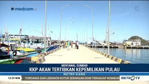 KKP: 50 Pulau di Indonesia Milik Pribadi dan Asing