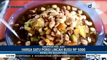 Segar dan Nikmat, Rujak Lincah Busu Khas Aceh