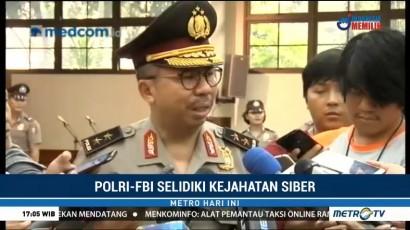 Polisi Gandeng FBI Selidiki Kasus Peretasan Surabaya Black Hat