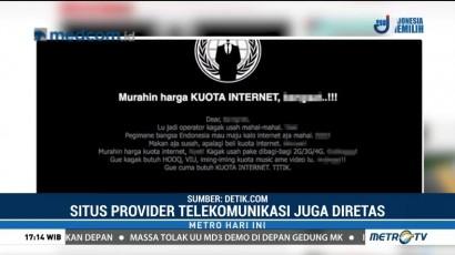 Deretan Kasus Peretasan di Indonesia