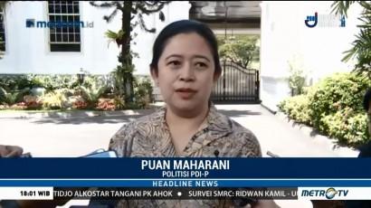 PDIP Siapkan Kader untuk Dampingi Jokowi di Pilpres 2019