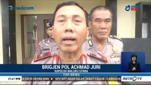 Kapolda Maluku Utara Enggan Berkomentar Soal Sprindik KPK