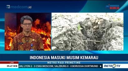 Indonesia Masuki Musim Kemarau