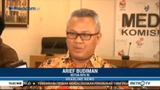KPU Tunggu Putusan PTTUN Medan soal Status Pencalonan JR Saragih