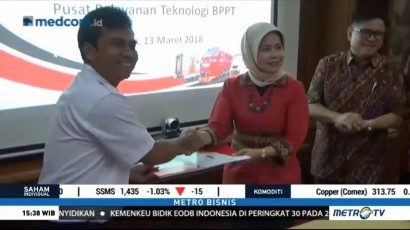 BPPT Siap Bantu PT INKA Wujudkan 31 LRT Jabodebek