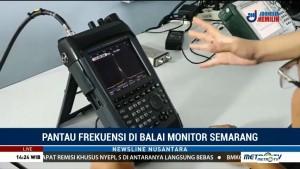 Pantau Frekuensi di Balai Monitor Semarang (3)