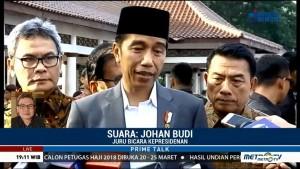Johan Budi: Jokowi Serahkan UU MD3 ke Publik