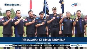 Perjalanan Prananda Paloh ke Timur Indonesia (2)