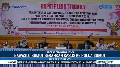 Kasus Dugaan Pemalsuan Legalisir Ijazah JR Saragih Diserahkan ke Polisi