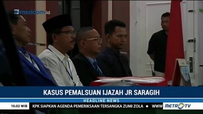 Setelah Gagal Jadi Cagub Sumut, JR Saragih Ditetapkan Tersangka