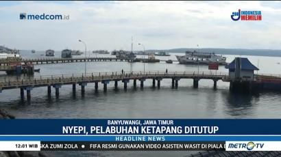 Pelabuhan Ketapang Kembali Beroperasi Besok