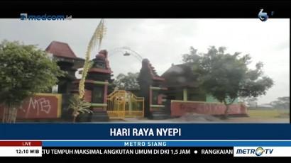 Umat Hindu di Klaten Pilih Merayakan Nyepi di Pura