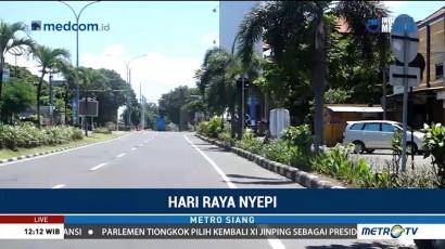 Begini Situasi Perayaan Nyepi di Bali