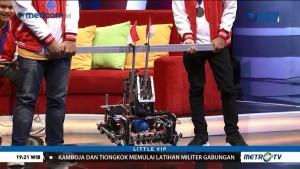 Kenalan dengan Robot WowWi Buatan Tim Never Before