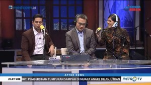 Ketika Meutya Hafid Ditantang Jadi Penyiar Radio