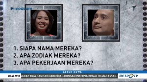 Siapa Paling Jago Menebak Identitas Dua <i>Mystery Guest</i> Ini?
