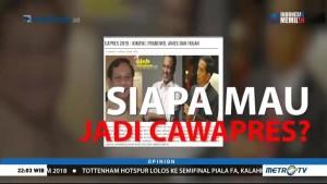 Siapa Pendamping Jokowi di Pilpres 2019?