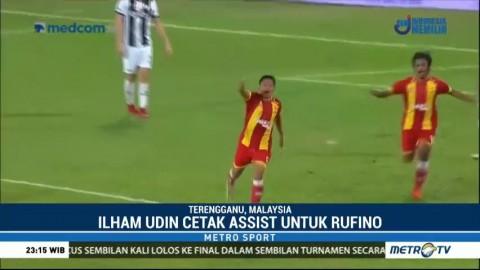 Evan Dimas Cetak Gol untuk Selangor FC