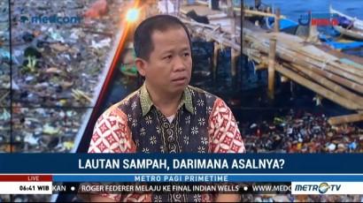 Dari Mana Asal Lautan Sampah di Teluk Jakarta?
