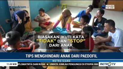Tips Menghindari Anak dari Paedofil
