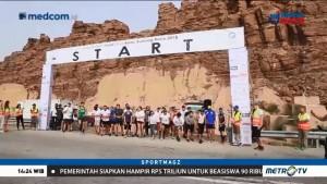 Tim Pengungsi di Lomba Lari Dead2Red