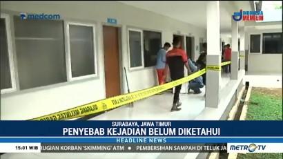 Penyebab Ambruknya Atap di RSAL Dr Ramelan Belum Diketahui