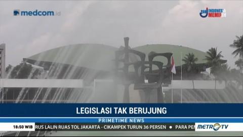 Legislasi Tak Berujung