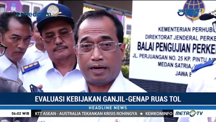 Tiga Kebijakan Kemenhub di Tol Jakarta-Cikampek Dinilai Efisien