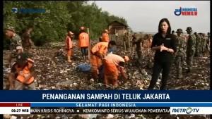 Penanganan Sampah di Teluk Jakarta