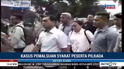 JR Saragih Diperiksa Bawaslu Sumut