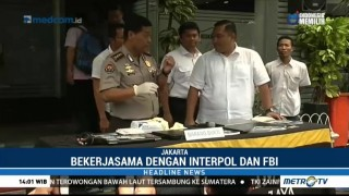 Selidiki Surabaya Black Hat, Polri Gandeng Interpol dan FBI