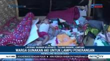 Pengungsi Banjir di Tulang Bawang Mulai Kehabisan Stok Makanan