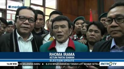 Partai Idaman Merasa Hak Konstitusionalnya Didiskriminasi oleh KPU