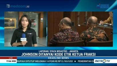 Kepala BK DPR Ditanyai soal Pertemuan Novanto dan Vendor KTP-el