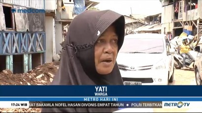Masyarakat Nilai Perairan Jakarta Belum Bersih