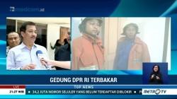 Setjen: Asap di Gedung Nusantara III Bukan Akibat Kebakaran