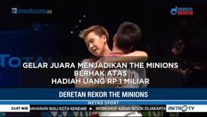 Deretan Rekor The Minions