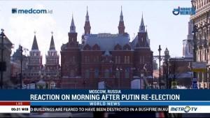 Putin Wins by A Big Margin
