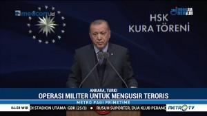Turki akan Perluas Operasi Militer di Suriah