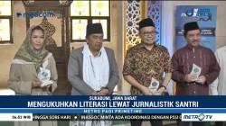 Edukasi Jurnalistik di Pondok Pesantren
