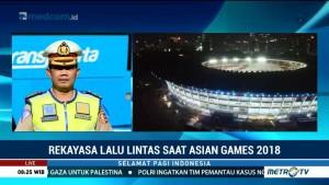 Persiapan Jelang Asian Games 2018 (2)