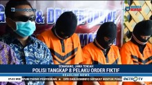 Polda Jateng Ungkap Sindikat Order Fiktif Taksi Online