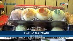 Pia Khas Taiwan Berbahan Minyak Vegetarian
