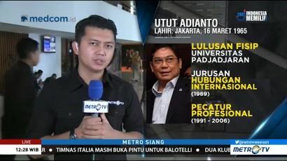 Karier Politik Utut Adianto