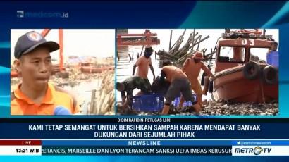 Upaya Pembersihan Sampah Teluk Jakarta