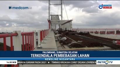 Proyek Jembatan Musi 6 Palembang Tak Rampung